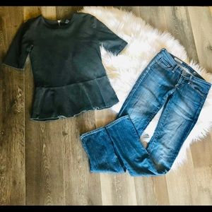 *Ladies Gap and AG Jeans Casual Outfit *